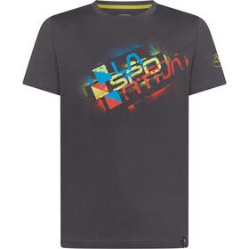 La Sportiva Square Evo T-Shirt Homme, carbon